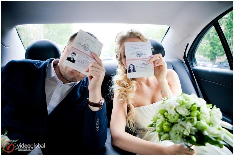 Фото и видео на свадьбу москва