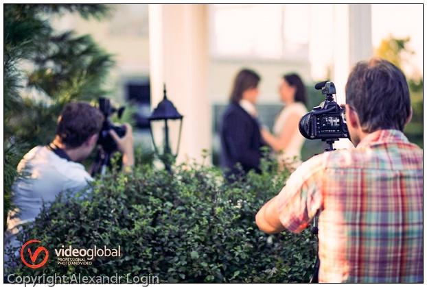 Видеосъемка от АПИК студия: видеосъемка свадеб
